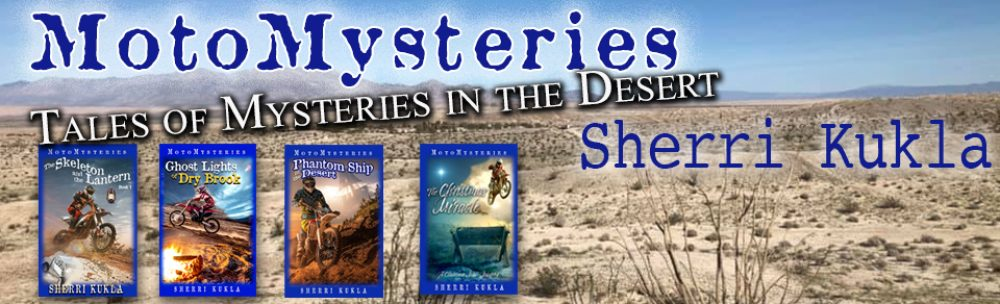Tales of Mysteries in the Desert
